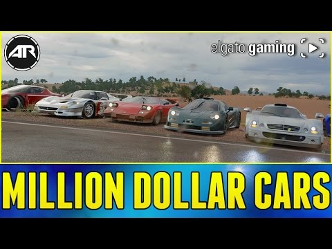 Forza Horizon 3 Online Most Expensive Cars Powered By ElgatoGaming Race