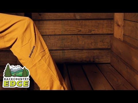 Patagonia Men s Venga Rock Pants - YouTube c89f27d40