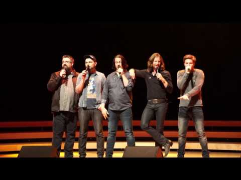 Home Free Ring of Fire LIVE
