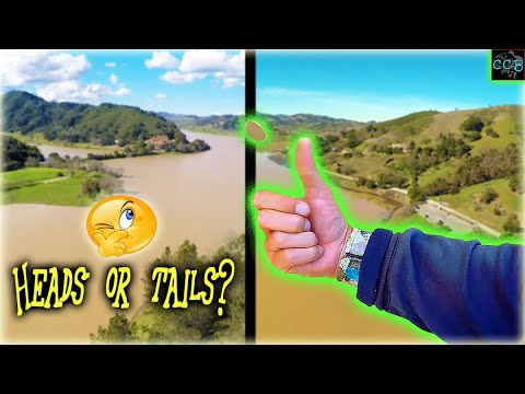 FLIP Of A COIN Decides Our BASS FISHING ADVENTURE (fate Be Kind)!!!!