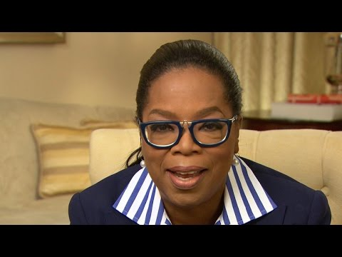 "Oprah on most emotional, striking part of ""Underground Railroad"""