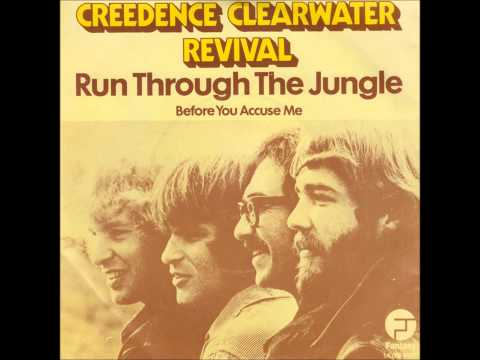 Creedence Clearwater Revival - Run Through The...