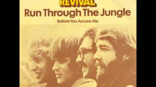 Creedence Clearwater Revival - Run Through The Jungle (LeSale's Satanic Edit)