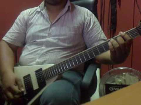 Cinta Pertama Hattan Guitar Cover