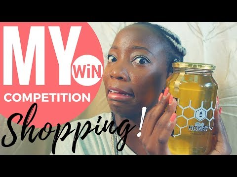 COMPETITION WIN | GIFT CARD | SHOPPING | HAUL