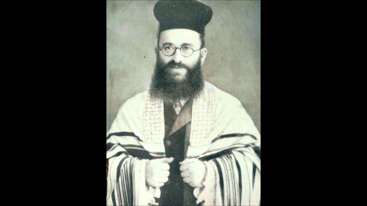Cantor Yossele Rosenblatt Betzeis Yisrael