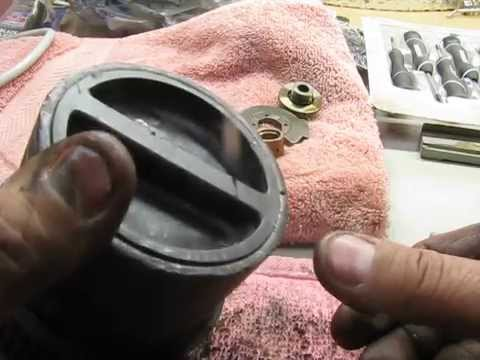 Ford F Series Super Duty Complete Manual Lock Hub Dissasembly