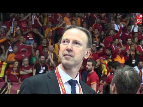 Finale Eurocup 2016 Galatasaray - SIG: le mini movie
