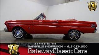 1964 Ford Falcon, Gateway classic cars Nashville Nashville, #827NSH