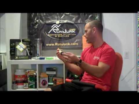 RunJunk.com Clips: The Stick Vs Tiger Tail Massage
