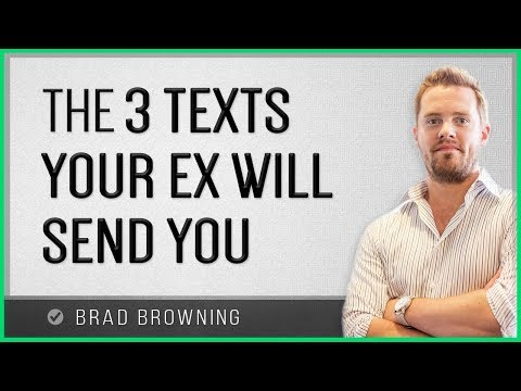 3 texts your ex will send you (and how to reply)