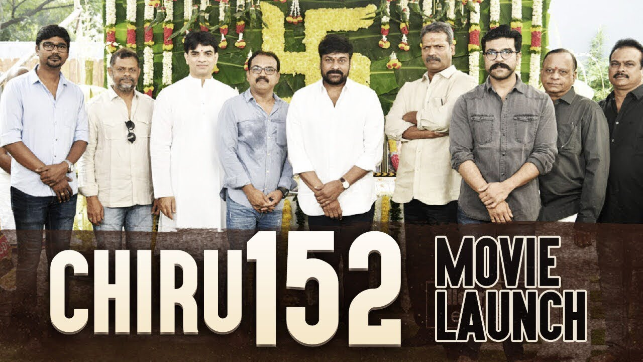 Image result for chiranjeevi 152