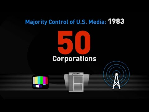Why Big Media Shouldn't Get Bigger -- Bill Moyers and Bernie Sanders