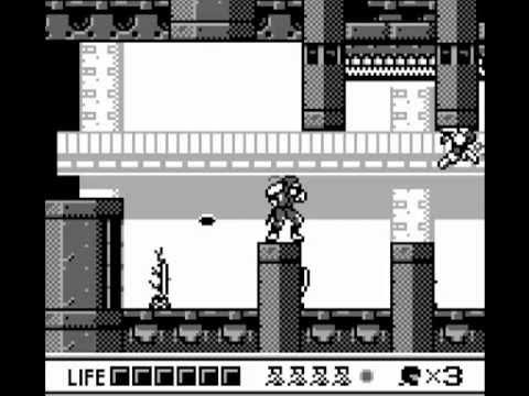 Game Boy Longplay 025 Ninja Gaiden Shadow Youtube