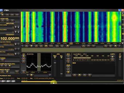 FM DX tropo in Holland: Czech Republic Radio Impuls 102.0 MHz Usti nad Labem 670km 16-11-2012