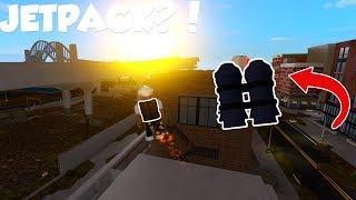 ROBLOX - ALONE: Jetpack Gameplay