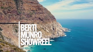 Showreel - Berti Munro Photography & Video