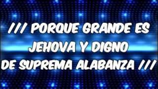 Cantad a Jehova Cantico Nuevo/ Cantico Nuevo