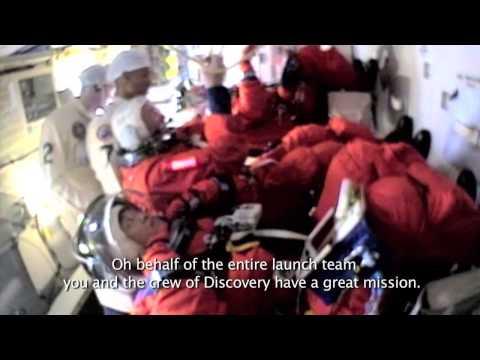 John Glenn Returns To Space
