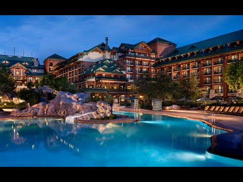 Disney's Wilderness Lodge, Lake Buena Vista, Florida - Best Travel Destination