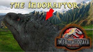 JPOG J.W/F.K MOD SPOTLIGHT | THE INDORAPTOR thumbnail
