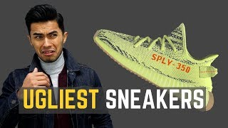 The UGLIEST Sneakers of All Time (GIVEAWAY!)