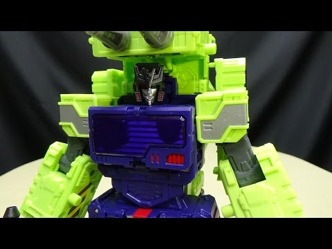 Toyworld CONCRETE (Mixmaster): EmGo's Transformers Reviews N' Stuff