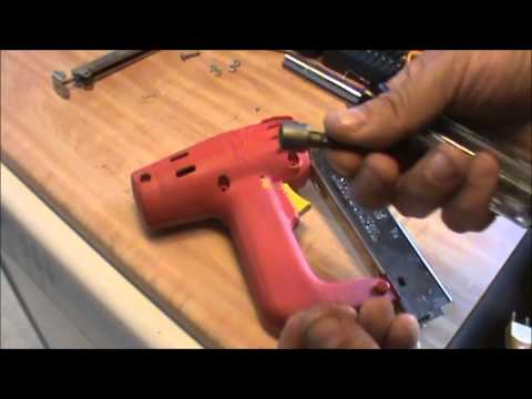 Arrow ET 50 Electric Stapler repair