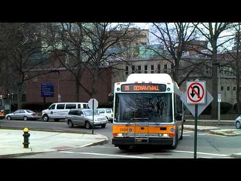 MBTA Boston Latin School PM Trippers