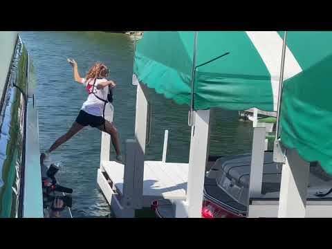 Geneva Lake Mailboat tryouts. June 11, 2020