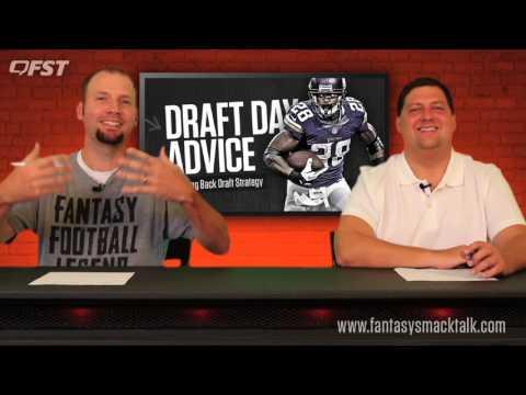 2017 Fantasy Football Running Back RB Draft Strategy