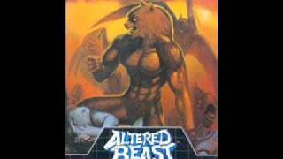 Altered Beast Transformation music