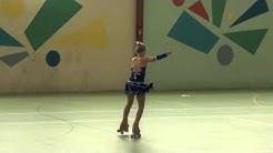 Ines DROUART aux Championnats Régionaux de L'Isle en Dodon.wmv