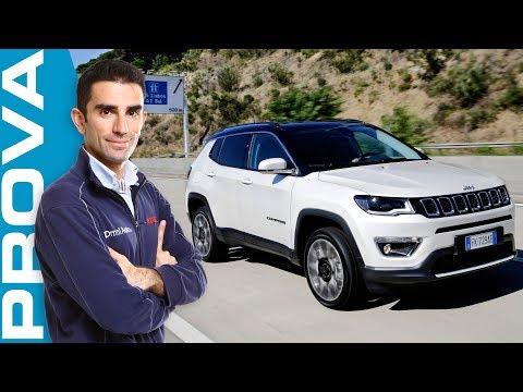 Jeep Compass 2.0 diesel 140 CV | Come va il nuovo SUV italo-americano