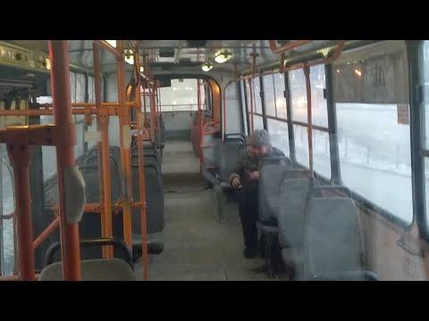 Первый автобус Екатеринбурга. Видеорегистратор
