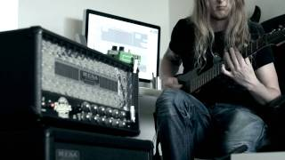 Nevermore Dead Heart In A Dead World Cover By Ola Englund