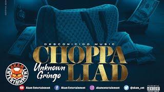 Unknown Gringo - Choppa Liad [Audio Visualizer]