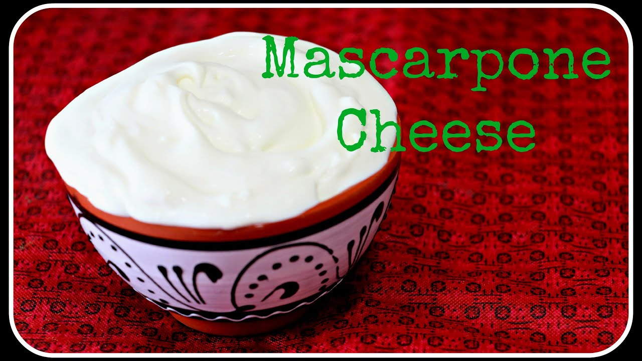 What is Mascarpone