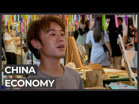 Chinese unemployment remains high despite economic rebound