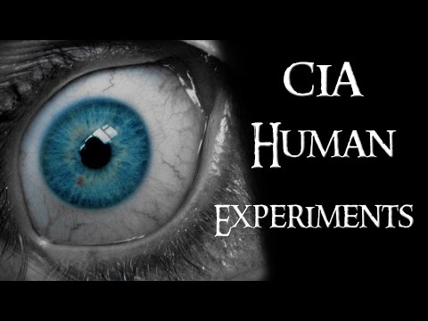 Evil Human Experiments by the CIA! Do you think that this still exists?