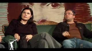 FILMOGRAFIAS: ENTREVISTA A BETTINA PERUT E IVÁN OSNOVIKOFF Parte 1