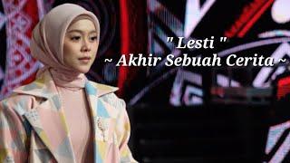 Download lagu Akhir Sebuah Cerita - Lesti (cover) lirik dan video