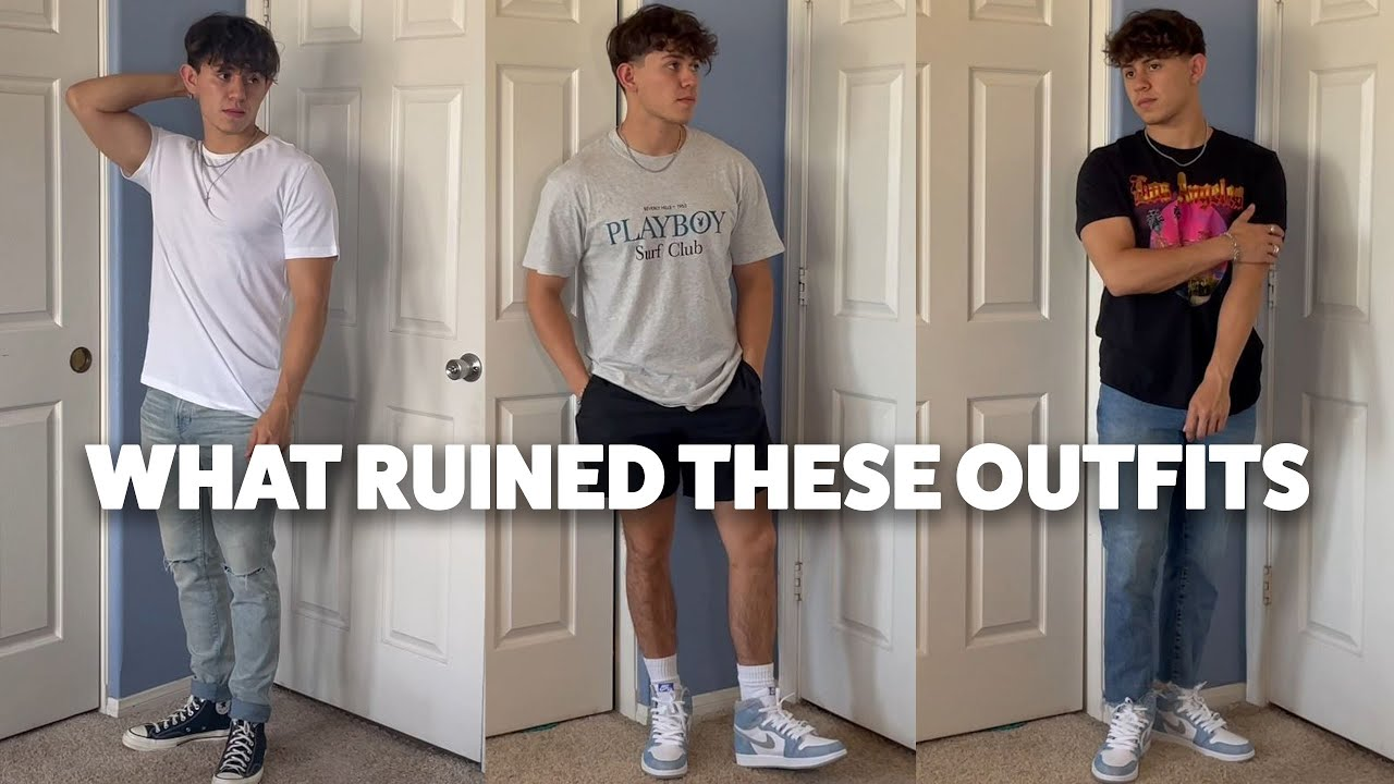 Style Mistakes MOST Teens Make That RUIN Outfits