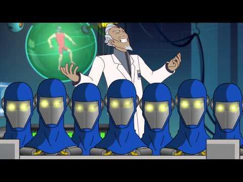 Supa Strikas Season 3 - Suspended Animation