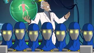 Supa Strikas Season 3 - Suspended Animation