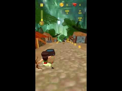 Arjun prince of Bali gameplay Android