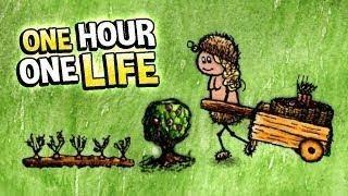 Как пройти обучение в One Hour One Life как начать игру