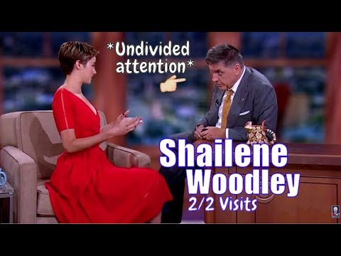 Shailene Woodley - Made Craig Want To Be Young Again - 2/2 Appearances [1080]