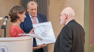 Hayek Vorlesung Prof. Israel M. Kirzner in Berlin zu den Hayek Tagen 2015