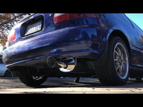 yonaka catback exhaust system ymcb004